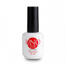 Верхнее покрытие «Uno Lux High Gloss Top Coat», 15мл.