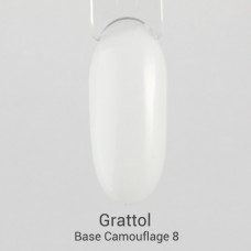 Grattol Rubber Base Camouflage 8